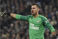 Martin Dúbravka, Newcastle United