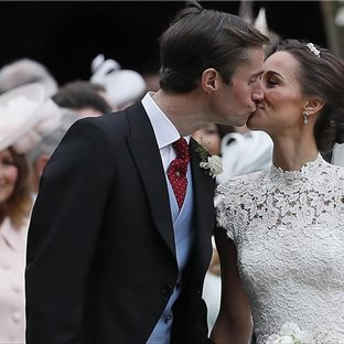 Pippa Middleton a James Matthews