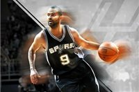 Tony Parker, legenda San Antonia Spurs