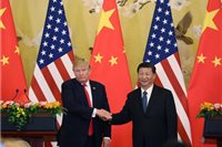 US President Donald Trump has spoken many times since coming to office of his friendship with Chinese counterpart Xi Jinping